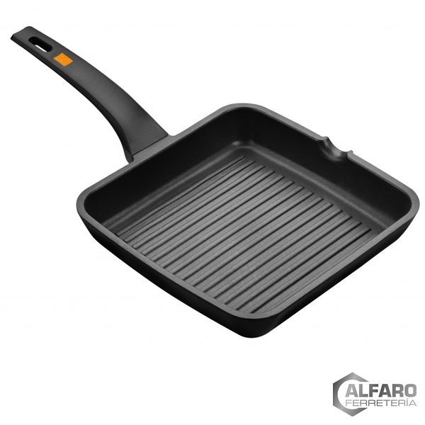 GRILL BRA EFFICIENT 28CM RAYAS